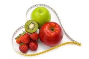 Afvallen met een dieet