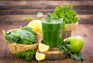 heerlijke groene smoothies